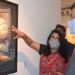 শিল্পকলায় 'বঙ্গবন্ধু-এ যুগের রাষ্ট্রনায়ক'